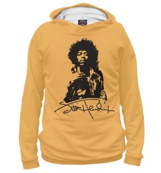 Худи женское Jimi Hendrix (2463)