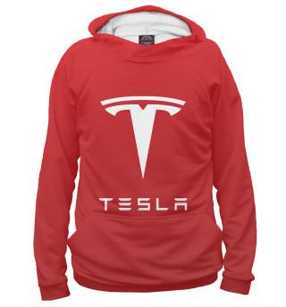 Худи мужское Tesla