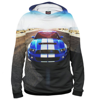 Худи женское Ford Mustang (2598)