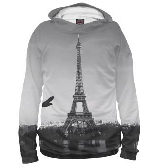 Худи женское Париж