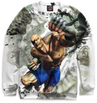 Свитшот  мужской Street Fighter (4533)