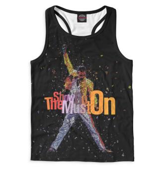 Майка борцовка мужская Freddie Mercury (3181)