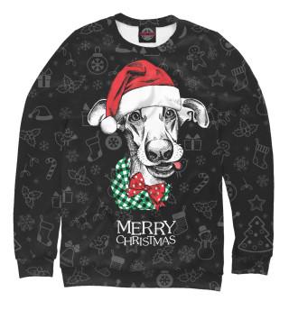 Одежда с принтом Merry christmas