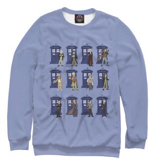 Одежда с принтом Доктор (581163)