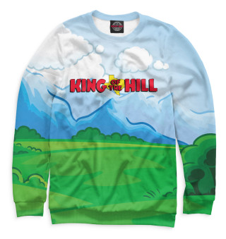 Одежда с принтом King of the Hill (782829)