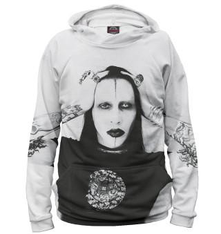 Худи женское Marilyn Manson (6102)