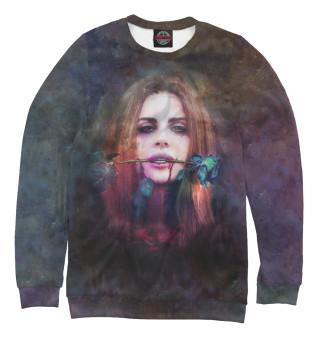 Одежда с принтом Lana Del Rey (441220)
