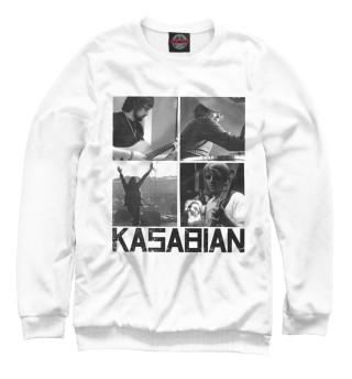 Одежда с принтом Kasabian (286303)