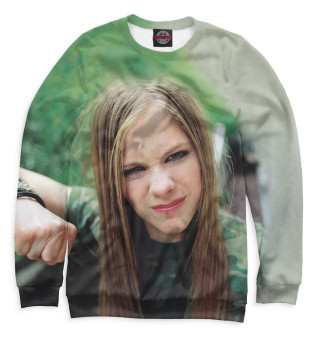 Одежда с принтом Avril Lavigne (849381)
