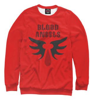 Одежда с принтом Blood Angels