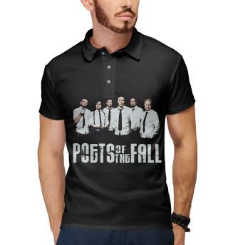 Поло мужское Poets of the Fall (8759)