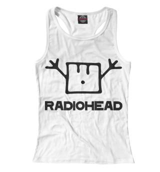 Майка борцовка женская Radiohead (6402)