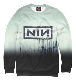 Одежда с принтом Nine Inch Nails (107312)