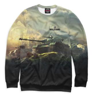 Одежда с принтом World of Tanks (138311)