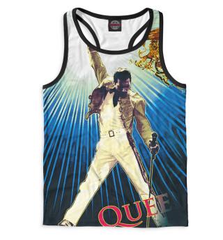 Майка борцовка мужская Freddie Mercury (6878)