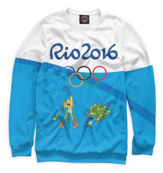 Одежда с принтом Олимпиада Рио-2016 (172060)
