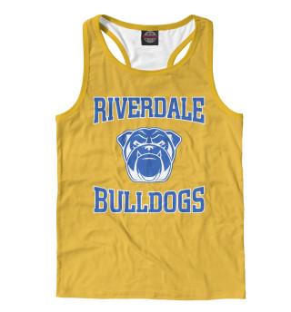 Майка борцовка мужская Riverdale Bulldogs (3570)