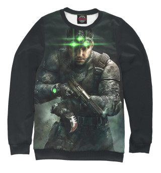 Одежда с принтом Splinter Cell: Blacklist — Сэм Фишер