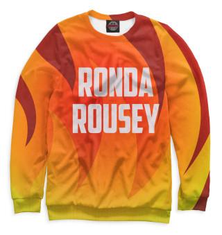 Одежда с принтом Ронда Роузи (123082)