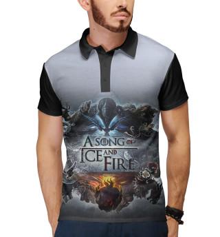 Поло мужское Game of Thrones