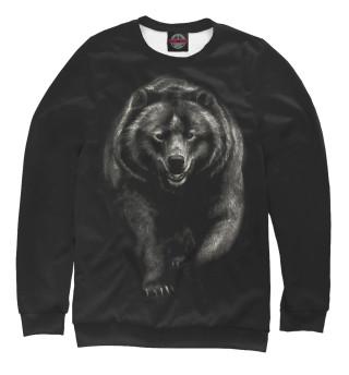 Одежда с принтом Медведь (270825)
