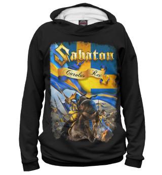 Худи мужское Sabaton