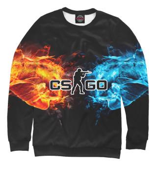 Одежда с принтом CS GO