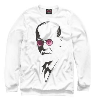 Одежда с принтом Зигмунд Фрейд