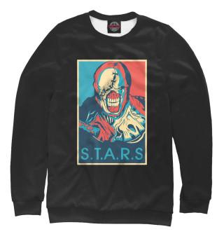 Одежда с принтом Nemesis STARS