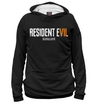 Худи женское Resident Evil 7: Biohazard