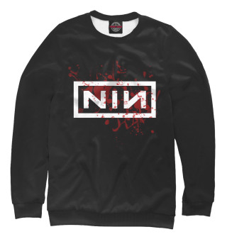Одежда с принтом Nine Inch Nails (798569)