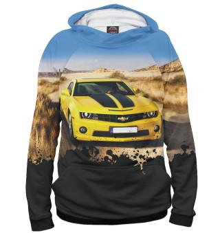 Худи женское Chevrolet Camaro