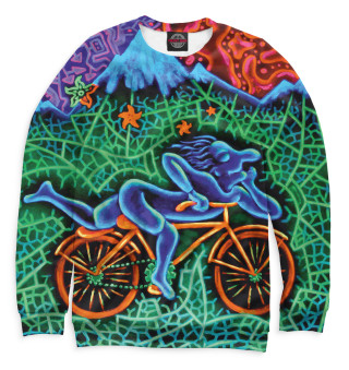 Одежда с принтом Psychedelic (518364)