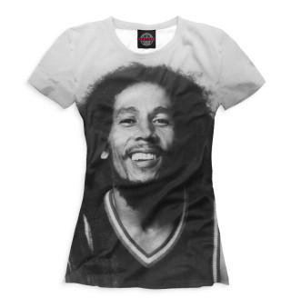 Футболка женская Bob Marley (7352)