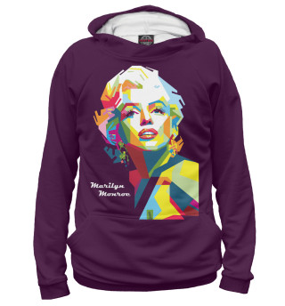 Худи женское Marilyn Monroe (2725)