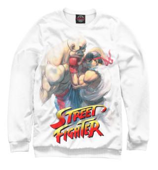 Одежда с принтом Srteet Fighter
