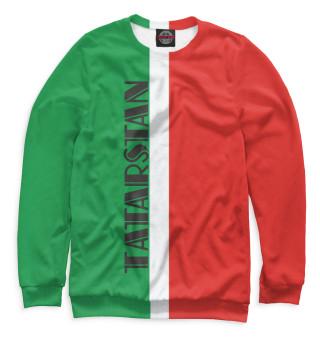 Одежда с принтом Флаг Татарстана