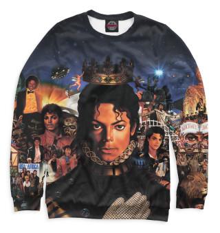 Одежда с принтом Michael Jackson (817317)