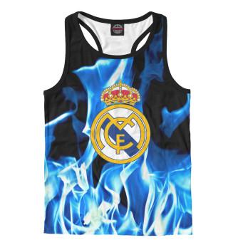 Майка борцовка мужская FC REAL MADRID (9715)