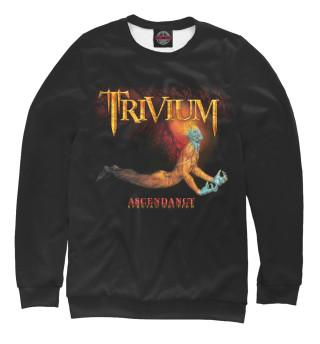 Одежда с принтом Trivium (715447)