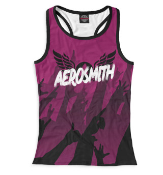 Майка борцовка женская Aerosmith (3327)