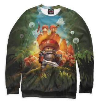Одежда с принтом Mushroom Wars 2 (315249)