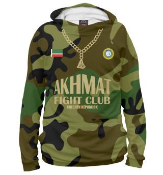 Худи женское Akhmat Fight Club (5781)