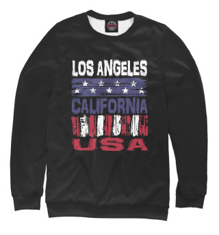 Одежда с принтом USA - California
