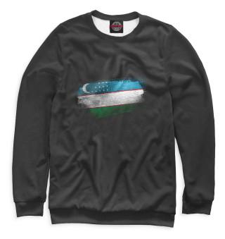 Одежда с принтом Узбекистан (102087)