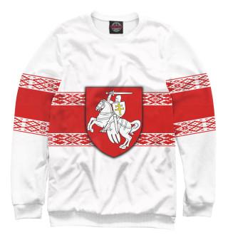Одежда с принтом Беларусь