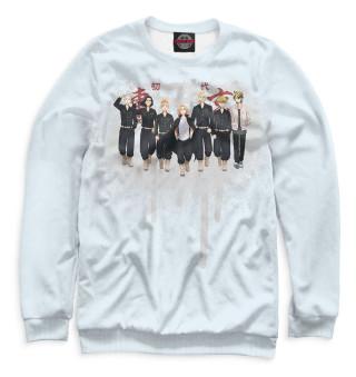 Одежда с принтом Токийские мстители (484063)