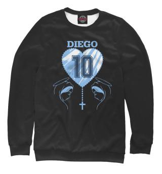 Одежда с принтом Diego Maradona (374764)