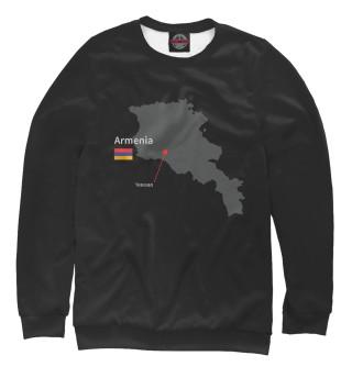 Одежда с принтом Ереван - Армения