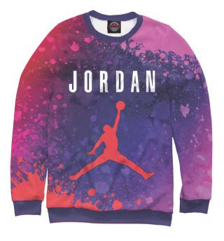Одежда с принтом Air Jordan (Аир Джордан) (691377)
